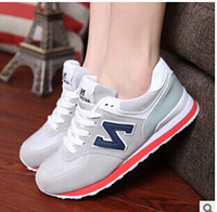 Wholesale New Fashion Brand shoes balancing men women Runing NB shoes sneakers sport eur