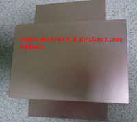 Wholesale FR4 double sided pcb board cm mm thickness