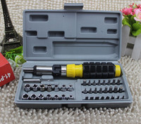 Wholesale 41 in Home Tool kit hand Multi Function Repair Hardware Tool Set With Box