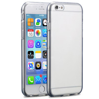 best simple mobile - Super Flexible Luxury Ultra thin mm TPU Clear Case For Iphone Cover Crystal Simple Back Mobile Shell Pure Soft Style Best Quality