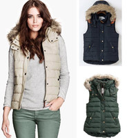 Wholesale 2014 female top coat fur collar cotton patchwork leather warm parka ladies outwear women big size padded quilted jacket C3542014 Winter
