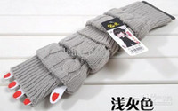 Wholesale Winter Fingerless Gloves Long Sleeves Style colors prs C11