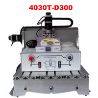 Wholesale From UK No Tax CNC T D300 milling machine with W spindle motor upgraded from CNC engraver
