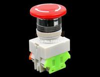 Wholesale Hot Sell Emergency Stop Switch Push Button Mushroom PushButton TK0325