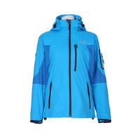 Cheap 2014 new fleece women outdoor hiking jackets softshell ski windstopper waterproof warm windbreaker Free Shipping