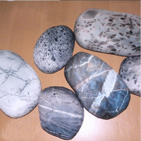 Wholesale STONE WITH texture PILLOW COVER CASE LIVING STONES SHAPE PILLOW CASES COVERS WITHOUT STUFFING