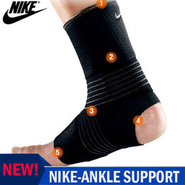 Wholesale NIKE Outdoor Sports Ankle Support Basketball Ankle Support Badminton Ankle Support ankle protective clothing pieces pair