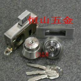 Wholesale Taiwan slugger locked steel door framed doors locked door model thickening thick applicable MM MM
