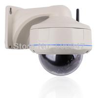 Cheap Sony Sensor 2.0 Megapixel 1080P HD Waterproof Vandalproof Onvif Wireless WIFI Network IP Camera Surveillance Security Camera
