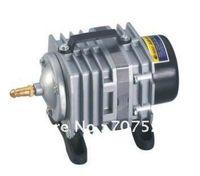 Cheap cheap aquarium air compressor 220v, mini portable piston oil-free air pump, top quality Resun ACO-003 65L min, free shipping