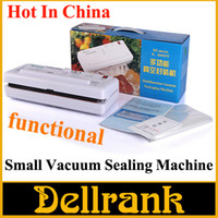 Wholesale Best Price functional Small Vacuum sealing machines Genuine enhanced version Commercial and household vacuum packing machine