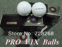 Cheap New Hot Top Quality New Golf Balls PRO TT V1X 12pcs box Golf Balls Clubs
