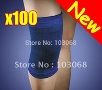 Wholesale New And Hot Basketball Yoga Volleyball Elastic Sport Knee Brace Pad Knee Support Protector Kneepad Strap