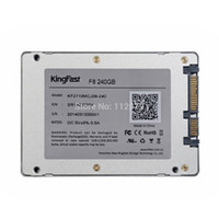 Wholesale F8 GB Kingfast SSD quot SATAIII KF2710MCJ09 mm Solid Disk Drives For Dell HP Lenovo ASUS Acer Thinkpad Laptop Desktop