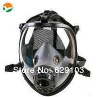 Cheap Free shipping gas mask with one filter cartridge