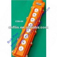 Cheap 50pc lot COB 64 Push Button Switch AC250V F Remote Control SYS Hoist Crane