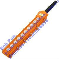 Cheap 50X Free Shipping COB 65 Push Button Switch AC250V F Remote Control SYS Hoist Crane