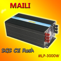 Wholesale 3000W kw DC12V AC220V Pure Sine Wave Power Inverter for Home Use