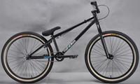 bmx bikes - 2014 New black BMX street stunt bicycle fancy street bike limit Specials road bikes