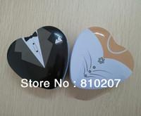 Cheap Bride and groom Mint tin Box Wedding favor Candy Box 150 PCS LOT Free Shipping