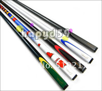 Wholesale free ship carbon snooker billiard cue stick cue stainless joint mm tip