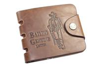 Wholesale Fashion Cow Leather Men Wallet Bag