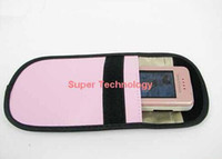 Wholesale 50pcs signal radiation isolator bag and pregnancy radiation protector bag keep you from unwanted calls