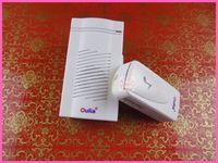 Wholesale Wireless remote control doorbell live music multiple choice remote doorbell super cheap music doorbell building doorbell