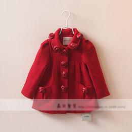 Discount Kids Wool Coats Girls | 2017 Kids Wool Coats For Girls on