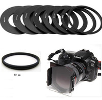 Wholesale 1pc Metal Ring Adapter mm for Cokin P Series Camera Accessory Choose a Size