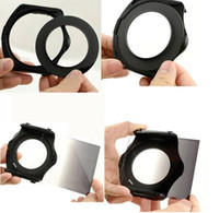 Wholesale New Metal mm Ring Adapter Slot Lens Filter Holder Set for Cokin P Series