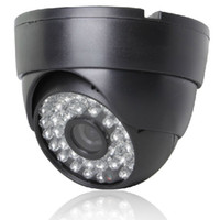 Wholesale sharp ccd tvl cctv camera dome camera leds mm mm lens good night vision plastic housing for indoor use
