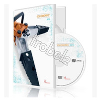 Wholesale TBT RESALE CLIENTS SolidWorks for Windows English full version bit bit DVD box