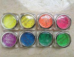 Wholesale Glitter Tattoo Fluorescent powder UV Glitter Tattoo Powder for Body Art Temporary Tattoo body painting