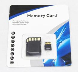 DHL Freeshipping 8 GB Capacidad de la tarjeta completa genuino Micro SD TF tarjeta de memoria de la clase 10 de 8GB flash Micro SD Tarjetas HC MQ500