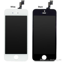 For Apple iPhone   Replacement Lcd Touch Screen Digitizer Assembly Fit for iPhone 5 5S 5C 10PCS