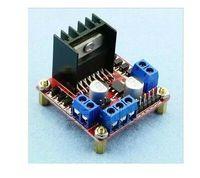 New   2pcs lot L298N motor drive module, DC stepper driver controll board
