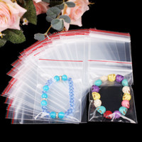 Jewelry Pouches,Bags plastic bags - Ziplock Jewelry Pouches Bags Gift Bags Food Sealed Bags Plastic Bags
