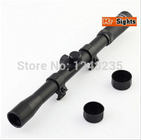 Rifle ESDY Lens RifleScope 4x20 for Hunting 15pcs lot use for air gun Outdoor Telescope Free Mounts Free Shipping Wholesale