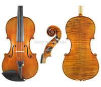 Wholesale EMS Copy of Stradivari GEIGE Violin Antique Oil Varnish PRO