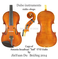 Wholesale Copy of Antonio Stradivari quot Soil quot Violin quot All European Wood quot M7086