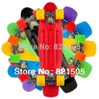 Wholesale quot Penny Nickel Stereo Retro Cruiser Skate Board Longboard Skating cruiser