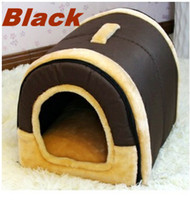 Wholesale Dog Supplies Multi function Pet Dog Cat House Pet Bag Dog Beds Home Washable Houses for Dogs