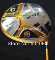 Wholesale New golf Clubs Honma Beres S golf driver or10 loft Regular quot or quot Stiff graphite shaft Clubs