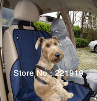 Wholesale Waterproof Cushion for Cars Car Front Seat Cover Cushion Nylon Pet Cushion for Car