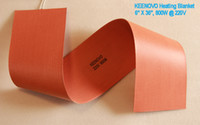 Wholesale Keenovo Flexible Silicone Heater quot quot W V Violin Cello Guitar Side Bending Heating Thermal Blanket