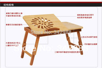 Cheap notebook computer desk bed, computer desk Lazy people contracted small table table folding bed desk