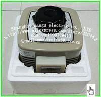 Wholesale Voltage regulator v w single phase v adjustable transformer TDGC2 Kva