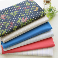 Wholesale Foreign trade can be customized curtains cotton fabric bedding fabric cotton twill fabric base boob group