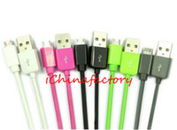 cable adapter - Micro USB Sync Data V8 Cable Hot Cheap M FT pin Power Adapter Charger USB Cables for Samsung S3 S4 HTC Nokia Blackberry